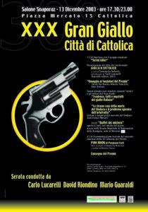 Cattolica 2003
